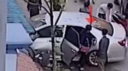 Vụ Camry đâm chết 3 người: CA nói gì về nghi vấn cô gái lái xe?