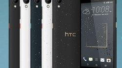 Cận cảnh smartphone tầm trung vừa được HTC trình làng