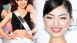 Tân hoa hậu Hoàn vũ Nhật Bản bị chê ngực lép