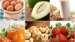 Những thực phẩm giúp vòng một nở nang tự nhiên