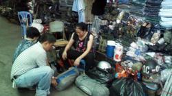 Chợ Dân Sinh Sài Gòn xưa và nay