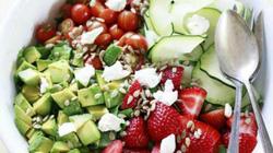 Làm một món salad đẹp mắt và ngon miệng chỉ 10 phút
