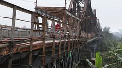 Ảnh: Cầu Long Biên sau đợt trùng tu lớn nhất lịch sử