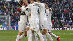 Kết quả, BXH: Real, Man City thắng tưng bừng; Arsenal, Chelsea mất điểm
