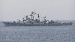 Nga điều tàu khu trục Smetlivy đến củng cố sức mạnh trên Địa Trung Hải