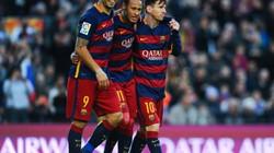 """Tam tấu"" MNS chạm mốc 100 bàn, Messi lập siêu kỷ lục"