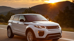 Range Rover Evoque 2016: Công nghệ nổi trội