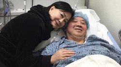 NSƯT Bảo Quốc đã hồi tỉnh sau phẫu thuật u gan