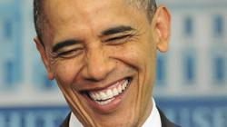 "Obama 54 tuổi vẫn ""lớn"" thêm 1cm"