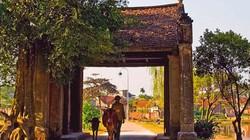 Cổng làng xưa và nay