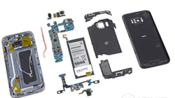 Samsung Galaxy S7 rất khó sửa chữa khi gặp vấn đề