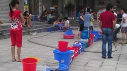 Danh sách 17 phường mất nước do sửa đường ống sông Đà