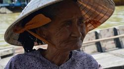 """Kỷ niệm với """"Bà cụ đẹp nhất thế giới"""" trong ảnh của Rehahn"""