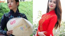 T-ara đẹp hút hồn khi diện áo dài ở Việt Nam