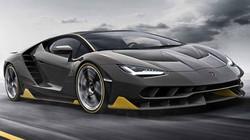 Top 10 siêu xe Lamborghini nhanh nhất trong lịch sử