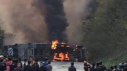 """""""Lý lịch"""" 2 ô tô đâm nhau ở Hòa Bình khiến ít nhất 27 người thương vong"""