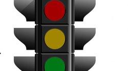 Vì sao đèn giao thông lại có màu đỏ, vàng, xanh