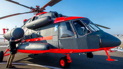 Nga nhận phiên bản trực thăng Mi-8AMTSh dành riêng cho Bắc Cực