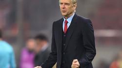 Thắng dễ Everton, HLV Wenger lại nói về ngôi vô địch