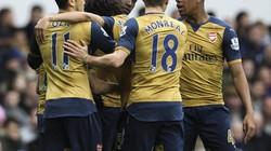 Kết quả, BXH: Leicester băng băng về đích, Arsenal tìm lại niềm vui