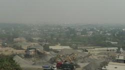 Đà Nẵng: Buộc mỏ đá gây ô nhiễm phải ngừng hoạt động