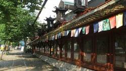 Chùa Tảo Sách và chùa Vạn Niên trên phố Vệ Hồ