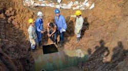 Dự án đường ống nước HN: Bộ KHĐT quan ngại về nhà thầu Trung Quốc