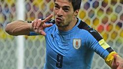 """Kết quả, BXH vòng loại World Cup: Brazil """"đánh rơi"""" chiến thắng trước Uruguay"""