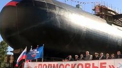 Tàu ngầm Nga bất ngờ do thám căn cứ tàu ngầm tên lửa đạn đạo Pháp