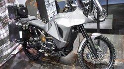 Harley Davidson 750 Stealth: Siêu ngựa thồ đường trường