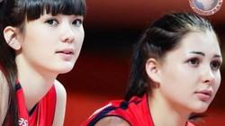 """Vẻ """"nghiêng nước, nghiêng thành"""" của VĐV bóng chuyền đẹp nhất châu Á"""