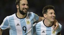 Kết quả, BXH vòng loại World Cup Nam Mỹ: Argentina thẳng tiến, Brazil thoát thua