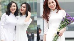 Nữ sinh trường Amsterdam xinh tươi trong ngày hội áo dài