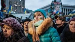 Dân Ukraine đề nghị đổi tên nước thành Nga Kiev