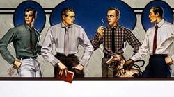 3 kiểu thắt cà vạt chuẩn, đúng chất quý ông