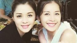 Chị gái 2 con của Chi Pu quá trẻ đẹp khiến dân mạng phát sốt
