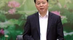 """Bộ trưởng TNMT """"thúc"""" kỷ luật cán bộ vụ Formosa"""