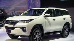 Toyota Fortuner 2017 giá từ 981 triệu đồng tại Việt Nam