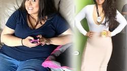 """Chị béo hơn 1 tạ """"đá bay"""" 48kg mỡ vì bị chồng chê"""