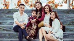 Diễn viên 4 đời chồng Hoàng Yến khoe hạnh phúc bên gia đình