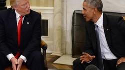 Obama bất ngờ thừa nhận có điểm chung với Trump