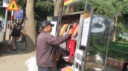 Nghệ An: Bạn gái 9X lập tủ áo yêu thương cho người nghèo đón Tết