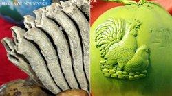 Răng voi chục triệu không bán và đặc sản lạ ở Hội chợ xuân Gia Định