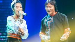 Hoàng Yến Chibi đọc rap cùng cố NSƯT Quang Lý