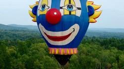Lần đầu tiên biểu diễn khinh khí cầu bay tại TPHCM