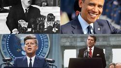 5 diễn văn nhậm chức xuất sắc nhất lịch sử nước Mỹ