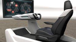 Những công nghệ xe tương lai tối tân tại Detroit 2017