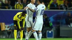 "Ronaldo ""phá đám"" M.U mua James Rodriguez"