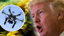 Nguy cơ máy bay không người lái tấn công lễ nhậm chức của Donald Trump