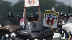 5.000 tay đua xăm trổ đến giúp Trump ngày nhậm chức